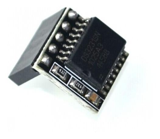 Ds3231 Rtc Módulo Tempo Real Preciso Para Arduino Raspberry