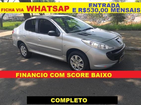 Financiamento Com Score Baixo Financio Peugeot 207 Completo