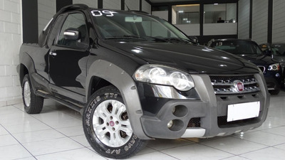 Fiat Strada 2009 1.8 Mpi Adventure Locker Ce 16v