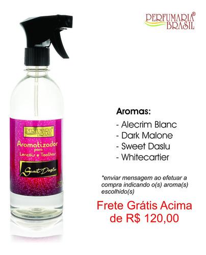 Agua Lençol E Toalha Premium 500ml