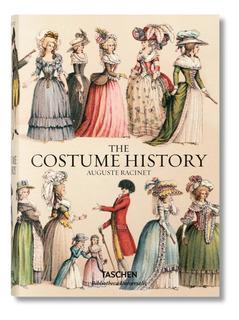 The Costume History (t.d) -bu-