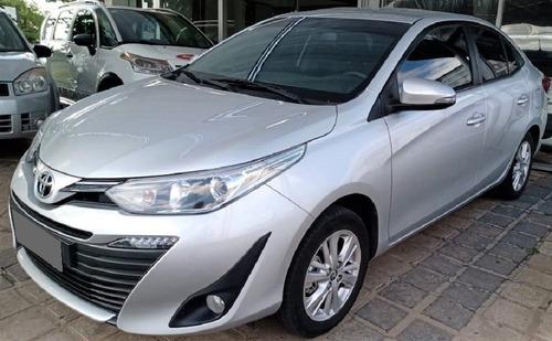 Toyota Yaris Xls Sedan 2019  Caja Cvt Impecable¡¡