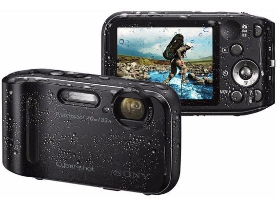 Câmera Digital Sony Dsc-tf1 16.1mpx A Prova D