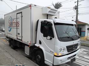 Caminhão Refrigerado, Frigorifico Acello 815 2014