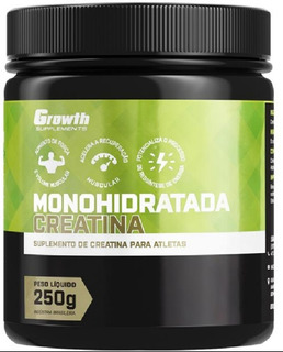 Creatina Growth 250g Monohidratada