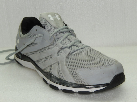 Zapatillas Under Armour Micro Us11.- Arg44.5 Impec All Shoes