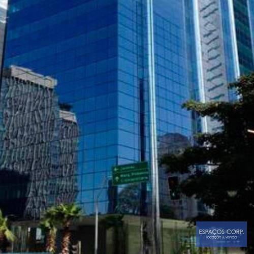 Laje Para Alugar, 246m² - Jardim Paulistano - São Paulo/sp - Lj0243