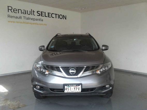 Nissan Murano 2012 5p Sl Aut Ee A/a Piel Q/c 2wd Cvt