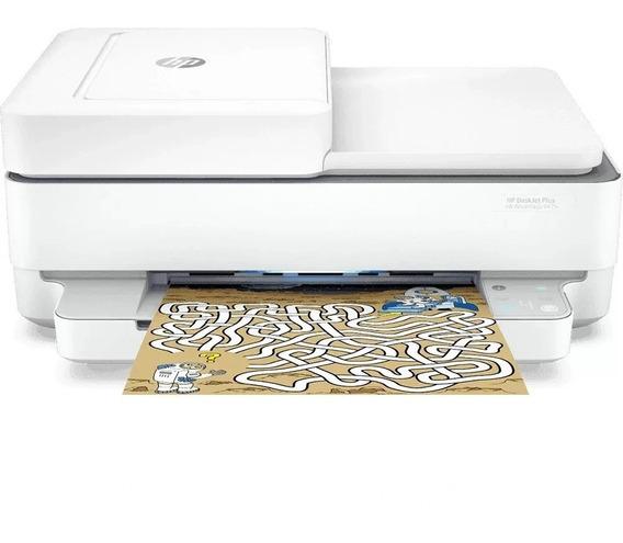 Impressora Multifuncional Hp Deskjet Plus Ink Advantage 6476