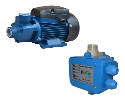 Imagen 1 de 1 de Bomba Agua 0.5hp Mas Controlador Presión  Gpa Maquinarias