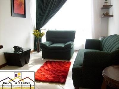 Alquiler De Apartamentos Amoblados Por Dias Cód.6032