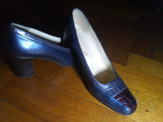 Zapatos Vestir Elegantes Marcas Varias N37/38