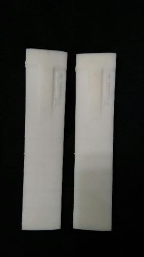 Pulseira T-race Tissot Branca.