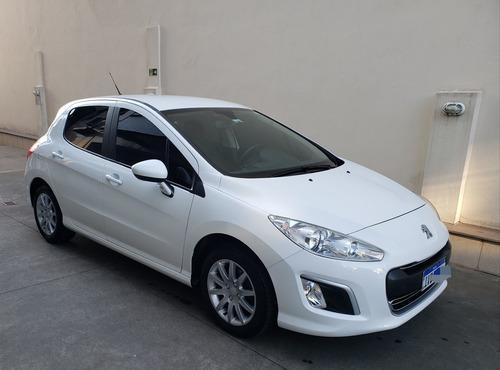 Imagem 1 de 6 de Peugeot 308 2014 1.6 Active Flex 5p