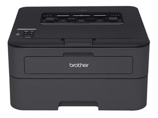 Impresora Brother HL-L2 Series HL-L2360DW con wifi 220V negra
