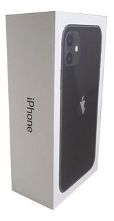 Caixa iPhone 11 64gb Preto (vazia) Com Manual!