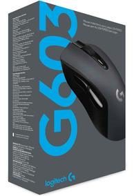 Mouse Logitech G603 Play Advanced Sem Fio 12000dpi