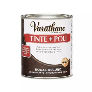 Tinta + Poliuretano Varathane 946ml Colores