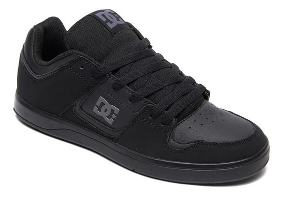 Zapatillas Dc Shoes Modelo Cure Negro!!! Coleccion 2019