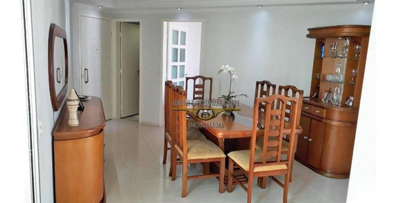 Apartamento Com 3 Dormitórios À Venda, 133 M² Por R$ 560.000,00 - Jardim Vila Formosa - São Paulo/sp - Ap1892