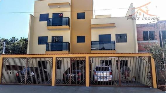 Apartamento Residencial À Venda No Bairro Residencial Jardim Ipê, Em Pouso Alegre. - Ap0053