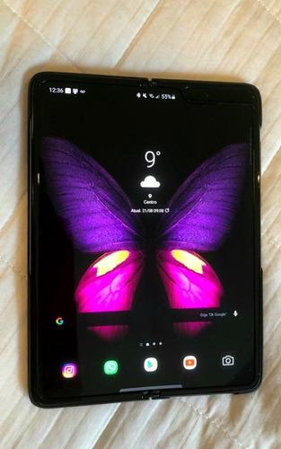 Galaxy Fold 512gb Preto