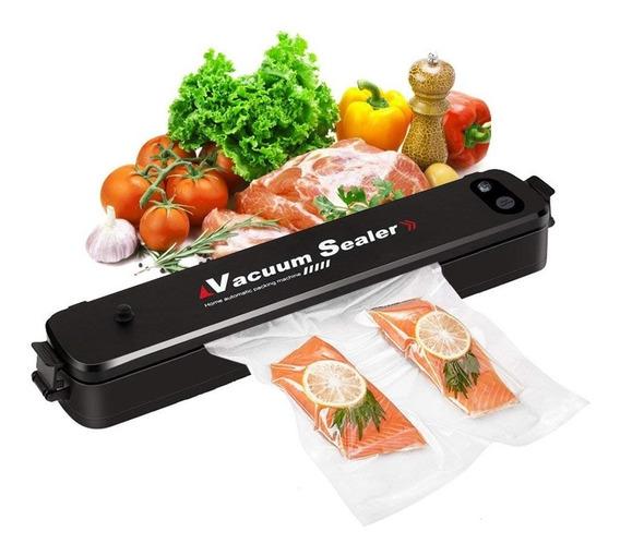 Máquina Sealer Vácuo, Vacuum Food Automática Sealer Máquina