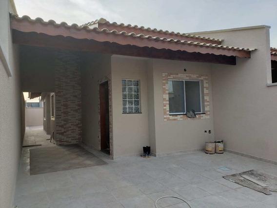 Casas Lado Praia Com Piscina E Churrasqueira - Cod: 368 - V368