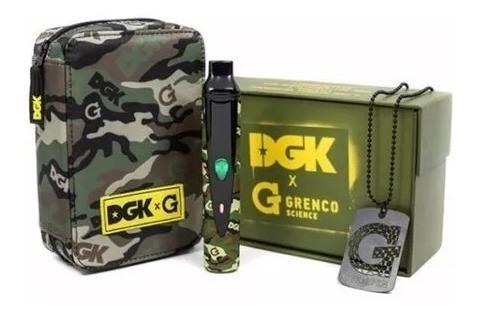 Kit Grenco Vaporizador De Ervas G-pro - Dgk