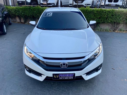 Imagem 1 de 15 de Honda Civic Exl Cvt 2.0 Flexone