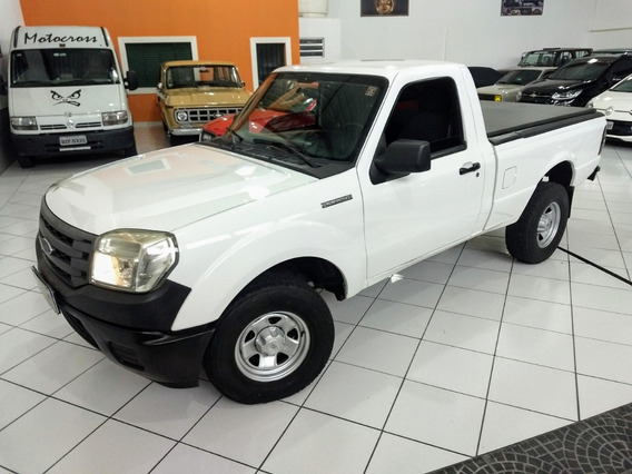 Ford Ranger Cab Simples Xl 2.3 Gas Dh Acessorios 131000 Km