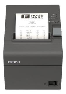 Rosario Impresora Termica Epson Tmt20ii-067 Lan Autocutter