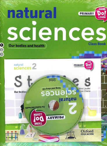 Natural Sciences 2 - Class Book - Ed. Oxford