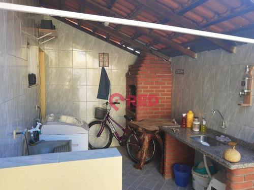 Casa Com 3 Dormitórios À Venda, 143 M² Por R$ 300.000,00 - Jardim Tropical - Sorocaba/sp - Ca0169