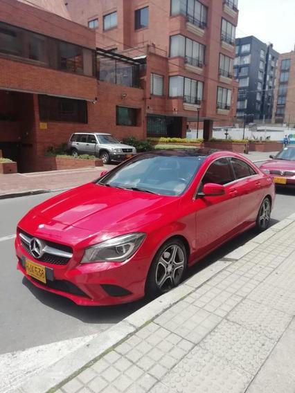 Mercedes Benz Clase Cla Sedan