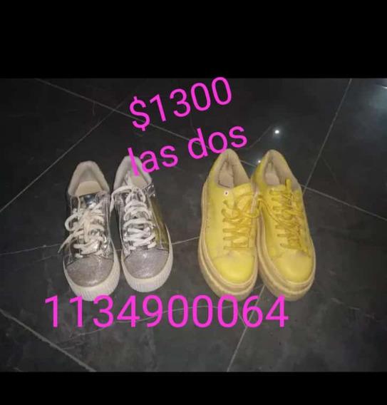 Zapatillas Luna Chiara