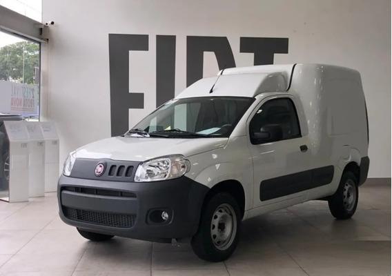 Fiat Fiorino Gnc 0km Anticipo $100.000 Financio Solo Dni F-