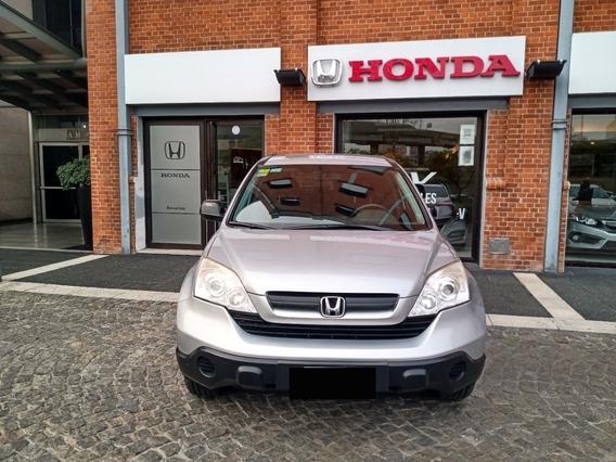 Honda Cr-v 2.4 Lx At 4wd Año 2009 92.000km Color Gris
