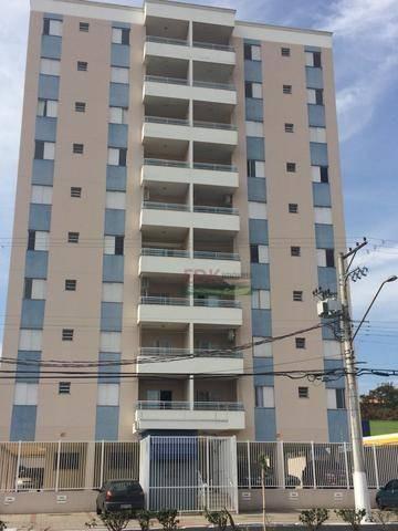 Apartamento Com 3 Dormitórios À Venda, 83 M² Por R$ 381.000,00 - Vila Antônio Augusto Luiz - Caçapava/sp - Ap4429