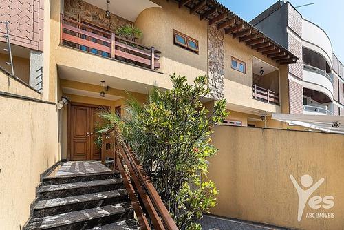 Imagem 1 de 30 de Ref.: 6156 - Sobrado Com 4 Dormitórios - Vila Santa Teresa - 6156