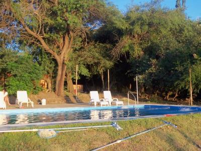 Alquiler Vacaciones Verano 2018 En San Marcos Sierras - Córd