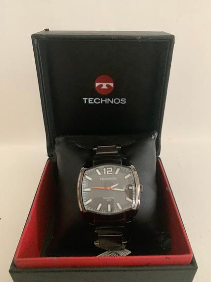 Relógio Technos Skymaster 5 Atm/ Original/ Nf + Brinde