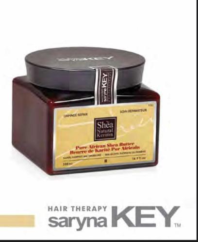 Imagen 1 de 1 de Tratamiento Reparador Saryna Key Pure African Shea Butter