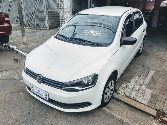 Volkswagen Gol 2015 1.0 City Total Flex 5p