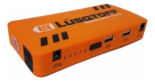 Cargador Portatil Arrancador Auto Celular Lusqtoff Pi300 Je