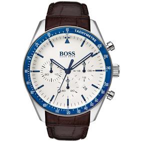 Relógio Masculino Hugo Boss Trophy 1513629 Completo