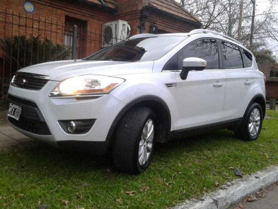 Ford Kuga 2.5 4x4 Trend Permutaria Dueño (no Tiguan Koleos