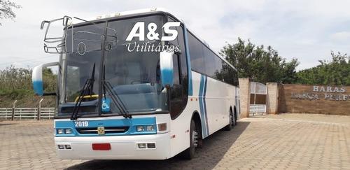Busscar Vissta Buss Trucado C/50 Lug. Confira Oferta Ref.345