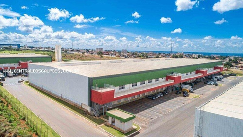 Galpão Para Locação Em Brasília, Santa Maria - 56mn_2-1155214