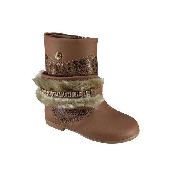 Bota Infantil Kidy Soft 154-0115-6397 | Katy Calçados